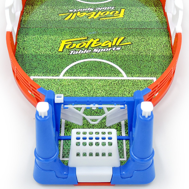 Mini Table Sports Football Soccer Arcade Party Games Double Battle Interactive Toys for Children Kids Adults 3