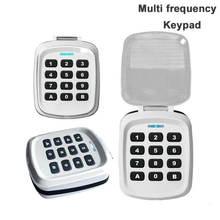 Водонепроницаемая 433 МГц Беспроводная клавиатура для двери