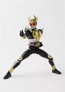 Image 3 - Наездник в масках Kuuga Kamen Rider BJD черная фигурка аниме фигурка ПВХ Новая коллекция Фигурки игрушки 16 см
