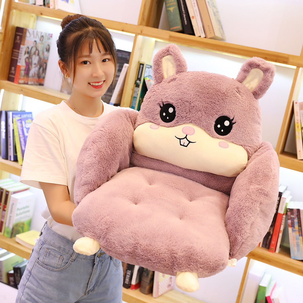 de assento casa decorativo recheado animal gato porco shiba inu travesseiro