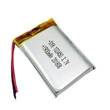 103450 3.7V 1900Mah Lipo Lithium Polymeer Oplaadbare Batterij Voor MP3 Gps Navigator Dvd Recorder Headset E-book Camera