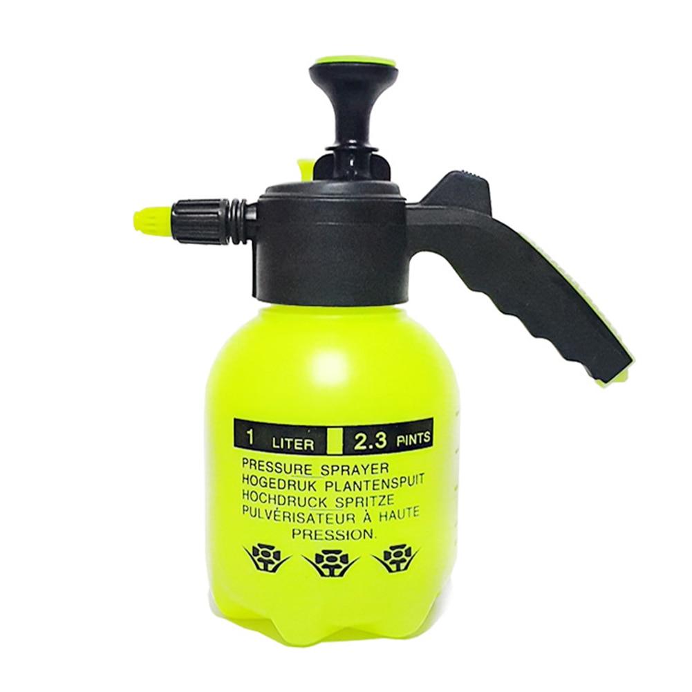 1L/ 2L Car Washing Gardening High Pressure Sprayer Water Pot Cleaning Spray Bottle Pneumatic Watering Sprayer For Home Garden|Sprayers| |  - title=