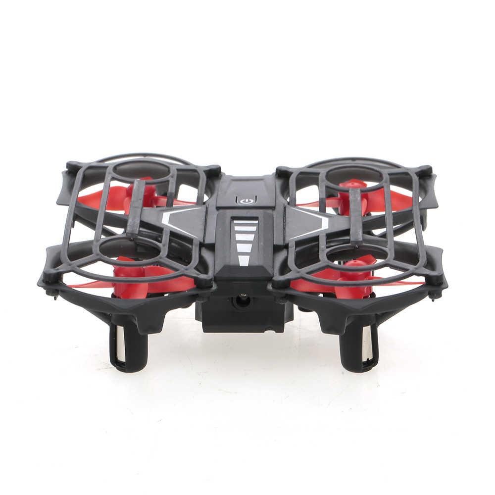 RH817 2.4GHz Gebaar Sensing Quadcopter RC Drone Hoogte Hold Headless Modus 3D Flip Veilig Gesloten Ontwerp RC Speelgoed Gift voor Kids