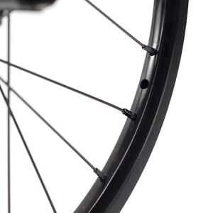 "Image 3 - Silverock Legierung Räder 16 ""1 3/8"" 349 Disc Bremse 24H für Fnhon Gust Klapp Fahrrad Individuelle Fahrrad laufradsatz Fahrrad Teile"