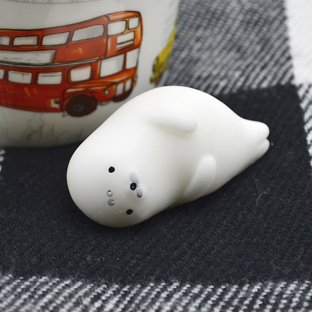 Squishy Toy Rising-Toys Mochi Cute Animal Ball Squeeze Sticky Funny Gift Antistress Soft img5