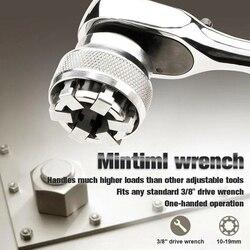 Адаптивный гаечный ключ все установки мульти сверла крепления волшебный инструмент TSH магазин