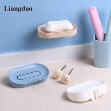 Liangduo настенный держатель для мыла Ванная комната душ мыло