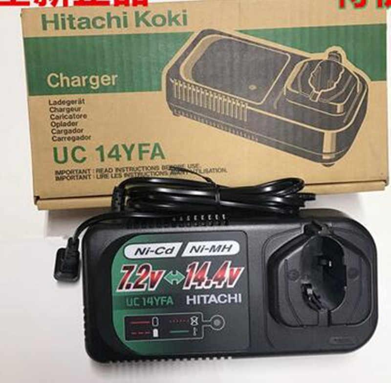 充電器 UC14YFA 日立ノーリツ鋼機 hikoki EB1224 EB1230H EB121S ...