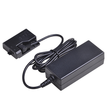 ACK-E10 ACK E10 ACKE10 LP-E10 AC Power Adapter for Canon EOS 1100D 1200D 1300D 1500D 3000D Kiss X70 X50 X90 T3 T5 T6, LP E10