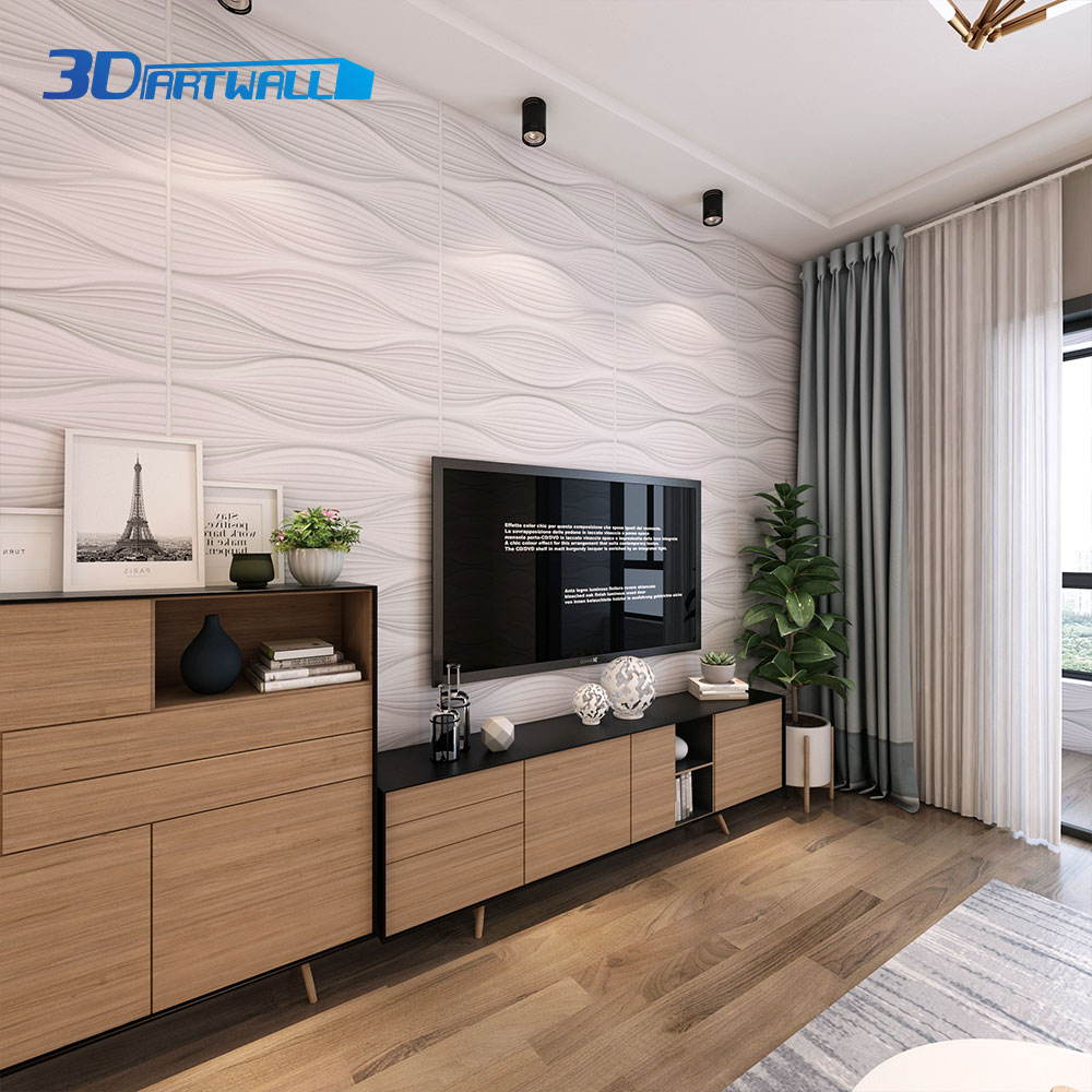 Living Room Designs Indian Style Middle Class, Sonsill 3d Art Wall Panel Modern Interior And Exterior Wall Decor 50 Cm 50 Cm Piece Waterproof Matte White Wall Panels Aliexpress