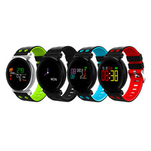K2 0.95 Smart Bracelet Watch Heart Rate Fitness Track Colorful Screen Health Blood Pressure Sport
