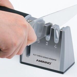 Image 2 - Aminno用ナイフ石多機能プロセットナイフ研ぎはさみknive