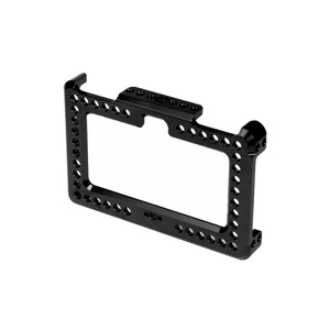 """Image 2 - CAMVATE On camera Monitor Cage Bracket For FeelWorld F6 Plus 5.5"""" Display  C2497"""