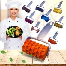 Форма для печенья, помадка, торты, тиснение, роликовые формочки для печенья, форма для печенья, круассант, трубы, форма, роликовая форма для выпечки хлеба