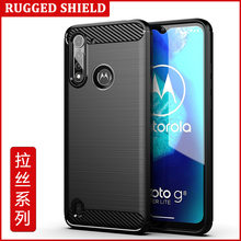 Applicable Moto G8 POWER LiTE Mobile Phone Shell G8 POWER LiTE Protective Case Drawing Lines Shatter-resistant Soft Cover(China)