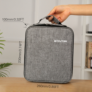 Image 2 - BYINTEK Brand Luxury Storage Case Travel Bag for BYINTEK C520 C720 K1 K9 U50 U30 U20 R19 R15