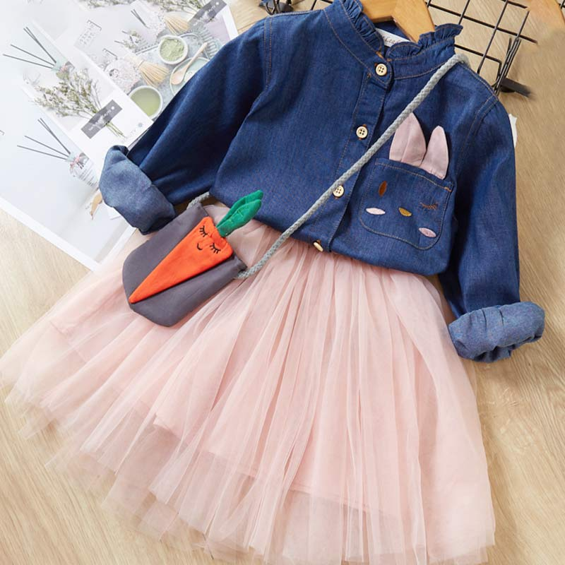H306fee40ef1f4e2c9122a7d479e20690a Melario Fashion Leopard Girls Dresses Autumn With belt Kids Dress Children Clothing Princess Dress Casual Kids Girls Clothes