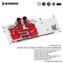 Water-Block Gpu Cooler Barrow 3080 Gpu FTW3 BS-EV3090F-PA Rtx 3090 Full-Cover for EVGA