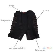 Лыжные защитные набедренные штаны для катания на коньках защитные шорты для тела Защита от брони