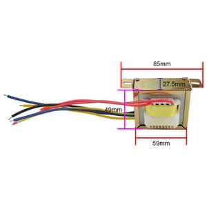 Image 2 - GHXAMP 6E2 6E1 צינור מגבר שנאי ספק כוח כפול 180V 6.3V AC220 230V 6N1 18W 1pcs
