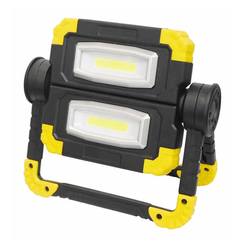 850lm COB Work Lamp LED Portable Spotlight 360° Rotate Waterproof Emergency Rechargeable Floodlight Outdoor Camping Light Latern 1