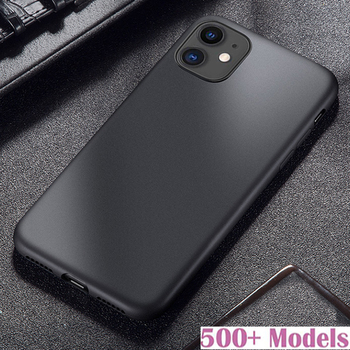 Soft Case for Lenovo A606 A5 A859 S60 S90 S856 P780 A319 K8 Plus Note K9 S5 Pro Case Shell Phone Back Cover Coque image