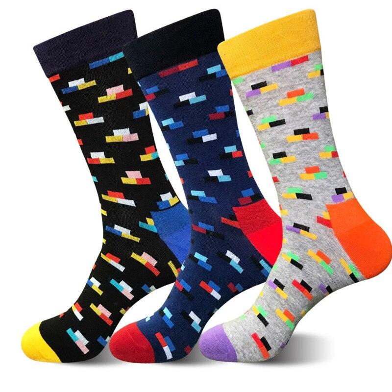 Купить новые товары 2020 мужские и женские модные повседневные носки