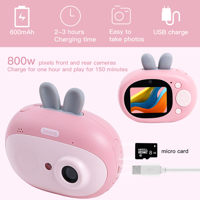 Beiens-Kids-Digital-Camera-Toys-8-Megapixeles-Children-Birthday-Gift-Toddler-Educational-Toy-with-8G-SD