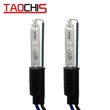 TAOCHIS-bombilla de Xenón HID automático para Koito Q5, CA, 12v, 35w, cerámica, S21, 21mm, lente de proyector, luz de cabeza de Bixenón, 3,0 pulgadas