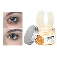Fragrans Eye-Masks Skin-Care Vitamin-C Moisturizing Eyes Dark-Circle Serum Anti-Puffiness