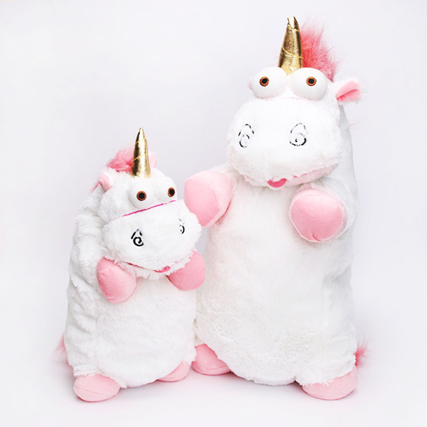 Lovely Kawaii Soft Unicorn Plush Toy Baby Kids Children Appease Sleeping Pillow Doll Animal Stuffed Plush Toy Birthday Gifts