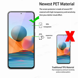 Image 4 - 360° Front Back Transparent Case For Xiaomi Redmi Note 10 Pro 10s Xiomi Redme Nota 9 8 T 8T 9T 7A 7 9A Phone Cover Protect Coque