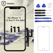 LCD For iPhone 11 Pro/11 Pro Max Display With 3D Touch Screen Digitizer Assembly Replacement For iPhone 11 LCD For iPhone X LCD