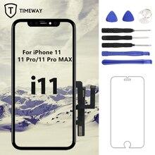 Lcd para iphone 11 pro/11 pro max display com tela de toque 3d digitador assembléia substituição para iphone 11 lcd para iphone x lcd