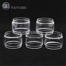 5pcs FATUBE Bubble Glass Cigarette Accessories for EHPRO Bachelor Billow X V2 Kelpie M 101 RTA Pyrex fatboy Glass tank