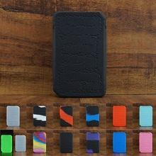 1 Pc Protective Case For Texture Case Anti-Slip Silicone Cover Sleeve Wrap For Voopoo Drag 2 177w