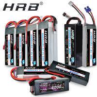 HRB RC Lipo 1 S 2 S 3 S 4 S 5 S 3.7 V 7.4 V 11.1 V 14.8 V 18.5 V 1500 V batterie 2200 mah 3300 mah 4200 mah 5000 mah 5200 mah 6000 mah 10000 mah mah