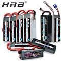 HRB RC Lipo 1 S 2 S 3 S 4S 5S 3,7 V 7,4 V 11,1 V 14,8 V 18,5 V batería 1500 mah 2200 mah 3300 mah 4200 mah 5000 mah 5200 mah 6000 mah 10000 mah