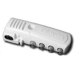 Feeder TV amplifier 20dB 2 s CEI TELEVES