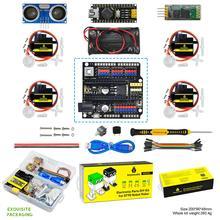 Keyestudio Starter Kit Für Arduino OTTO DIY Roboter (Keine Körper Drucker Teile)