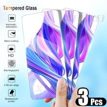 XPOKO 3Pcs 9H Gehard Glas Voor Huawei Honor 9 10 8 Lite 8X Screen Protector Voor Honor 8X 7X 7A 7C 9X Pro Glas Beschermende Film
