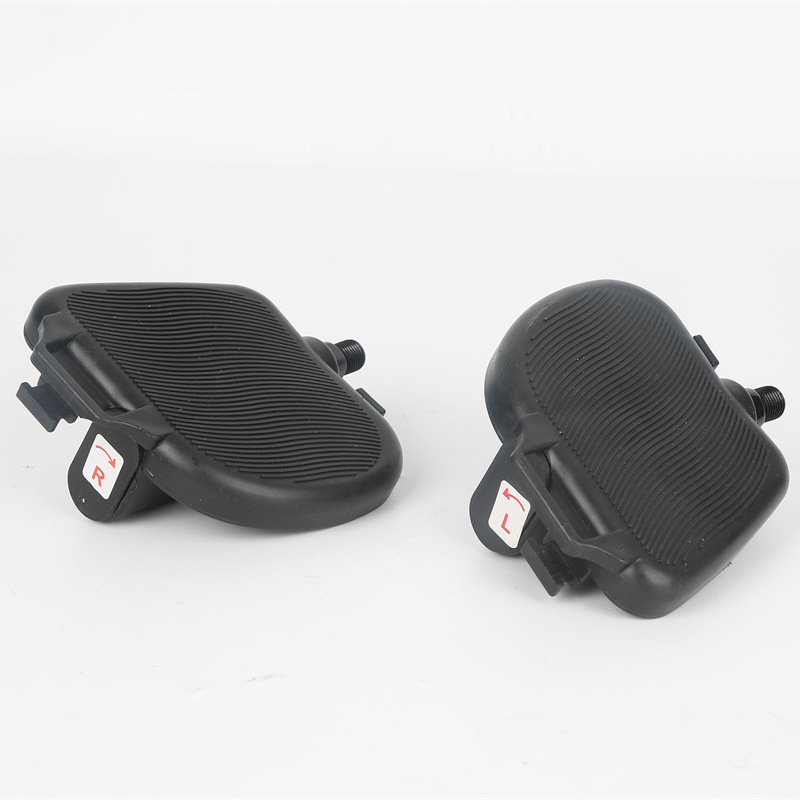 1Pair Exercise Bike Pedal Widened Bicycle Pedal With Pedal Straps For Exercise Bike Stationary Cycle Home in Trainers Rollers from Sports Entertainment