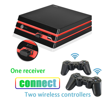 Handheld TV Video Game Console HDMI/AV Console 64 Bit Build In 600 Classic Game Family Video Games Retro Game Console Support 4K недорого