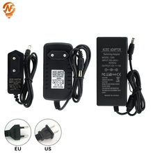 NIN fuente de alimentación de 12 V Unidad de 12 V CC, transformador de 1A, 2A, 3A, 5A, 6A, CA de 110V, 220 V, 220 V a CC, 12 voltios, 12 V, controlador LED para tira LED