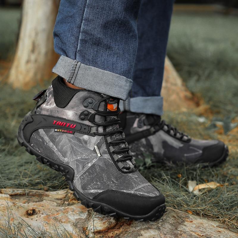 waterproof hiking shoes men hunting