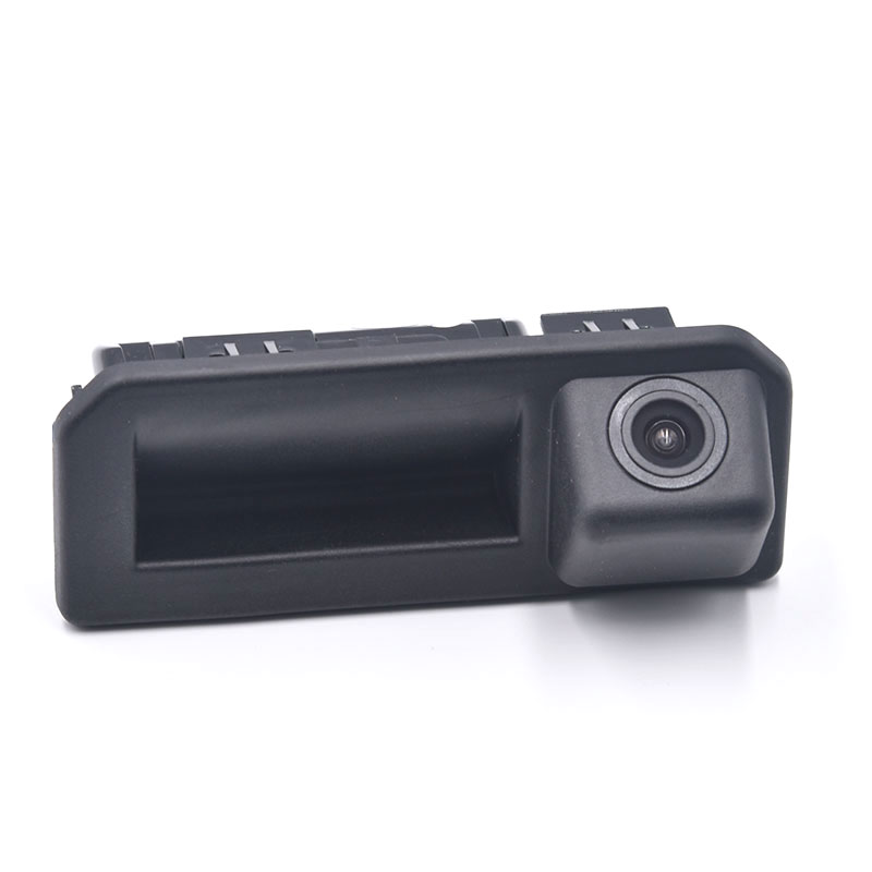 HD ручка переключатель Автомобильная камера заднего вида для Audi Q2 Q2L Q5L A5 Для Skoda KODIAQ для Polo