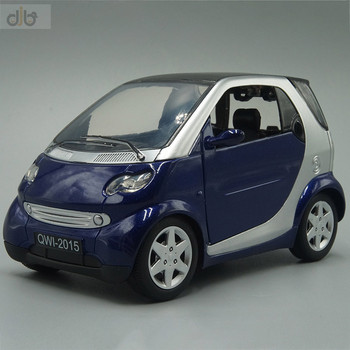 1:18 Diecast Model Toy Minicar Smart Pull Back With Sound&Light 1
