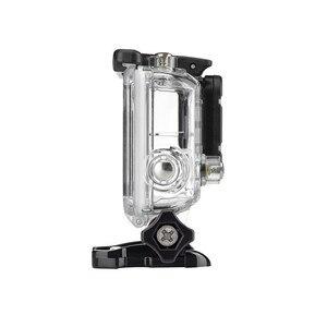 Image 4 - מקרה עמיד למים 45M צלילה ספורט דיור תיבת עם זכוכית הרכבה לgopro Hero 3/3 +/4 מצלמה