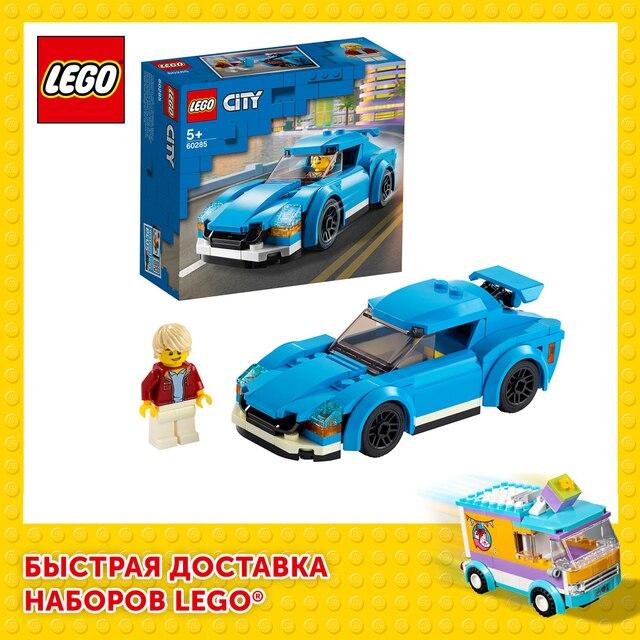 Конструктор LEGO City Great Vehicles Спортивный автомобиль 1