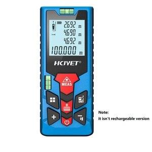 Image 3 - Télémètre Laser roulette électronique télémètre numérique trena métro télémètre laser ruban à mesurer